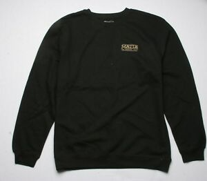 Fleece Crew Matix Negro Union l xS1gqvZw
