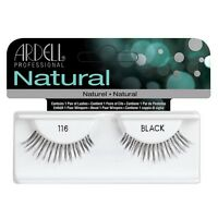Ardell Fashion Natural Lashes Strip Lash, Black [116] 1 Ea (pack Of 8) on sale