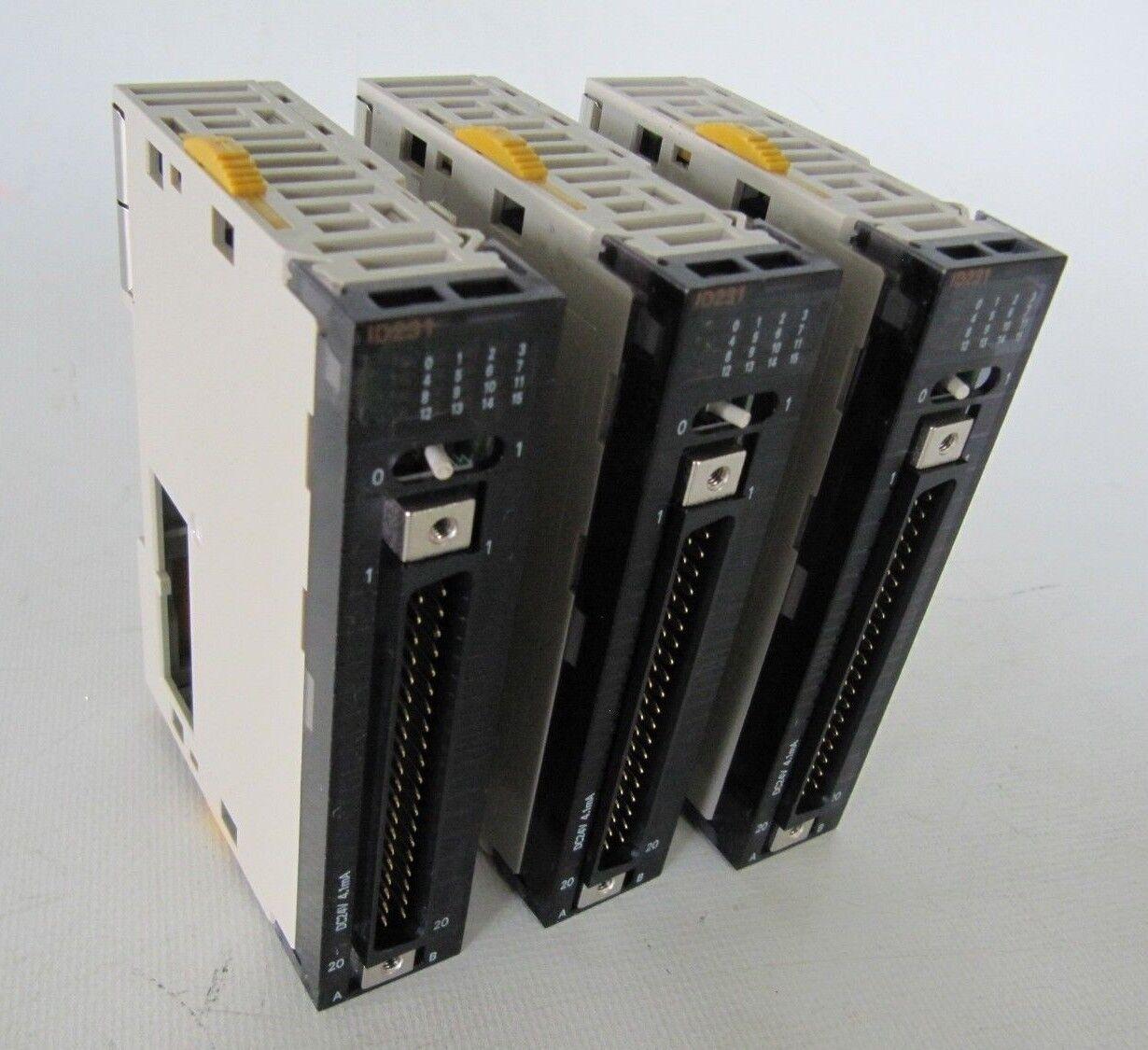 Omron 16 Ch PLC Digital Input Unit CJ1W-ID231