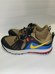 Nike-Air-Zoom-Wildhorse-5-Trail-Running-Shoes-AQ2222-200-Men-039-s-Size-11-5