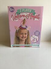 Unicorn Headband Hoopla Game Horn Ring Toss Kids Party Hen Do Fun Game 6+
