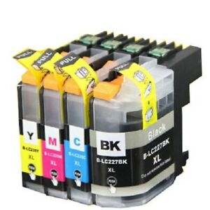 Compatible-Inkjet-Cartridges-for-Brother-LC225-LC227-Black-and-Colours-Variation