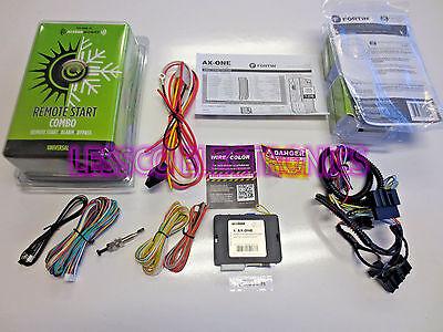 T-Harness 1-Button Remote Start Kit For 2016-2019 Honda CR-V w//Programmer