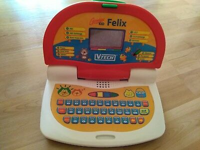 Toys & Hobbies Other Educational Toys Fashion Style Vtech Lerncomputer Genius Kid Felix