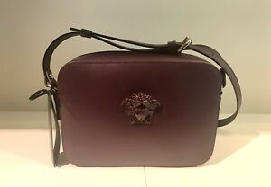 79d2b7becd Image is loading VERSACE-Palazzo-Medusa-Crossbody-Bag-975-NWT