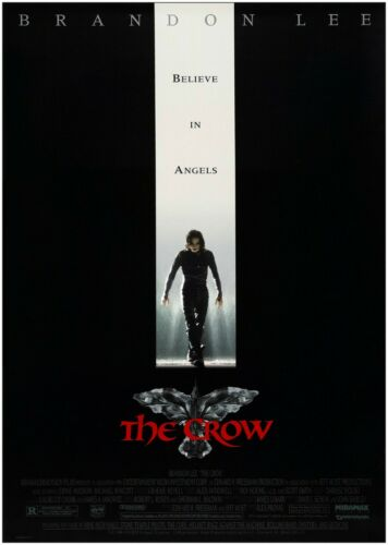 The Crow Classic Large Movie Poster Print Maxi A1 A2 A3 A4