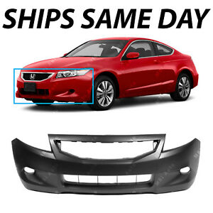 Image Is Loading NEW Primered Front Bumper Cover Fascia For 2008