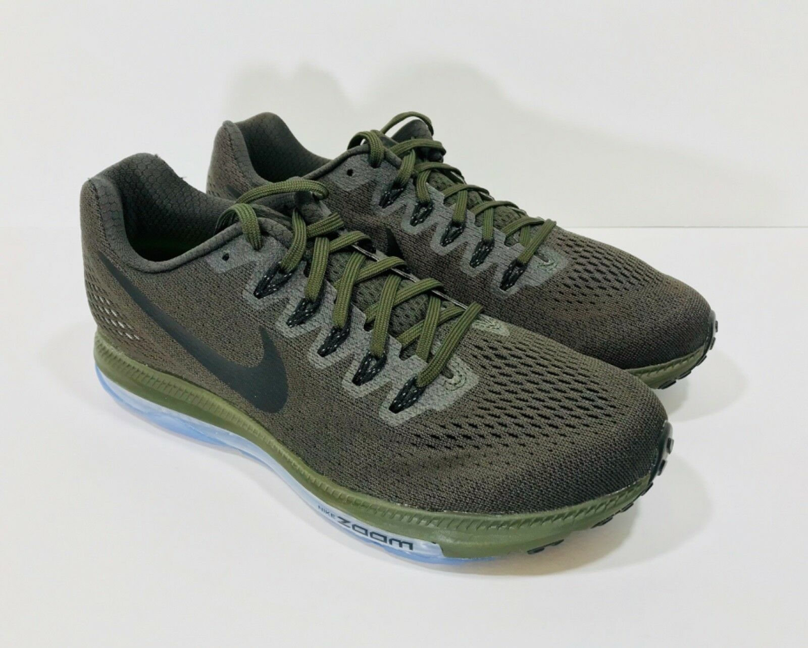 New Nike Zoom All Out Low Men's shoes Sequoia Black-Palm Green 878670-301