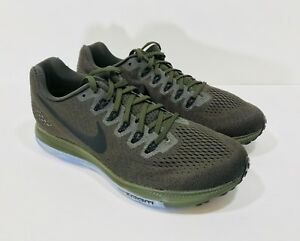 1c920fbc3f3fd New  Nike Zoom All Out Low Men s Shoes Sequoia Black-Palm Green ...