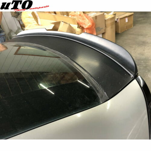 Flat Black 648 HPDL Style Rear Trunk Spoiler Wing For 2000~2005 Dodge Neon Sedan