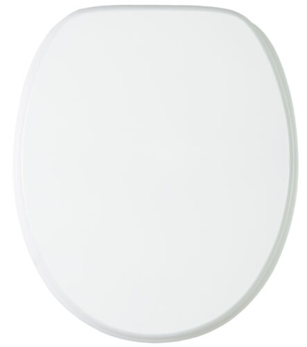 HIGH QUALITY PRINTED WC TOILET SEATSTABLE HINGESEASY TO MOUNTWHITE