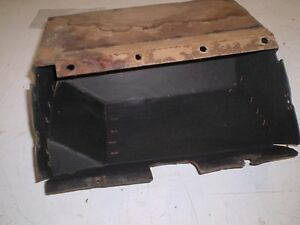 1957-1958 Plymouth GLOVE BOX LINER 57 58