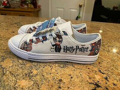 NEW Harry Potter Shoes Unisex Printed