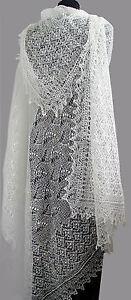 huge inventory outlet store best sale Détails sur Chale Blanc - Idée Cadeau pour mariage - Chale blanc mariage  Tricoté à la main