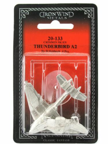 A2 Thunder #20-133 Crimson Skies RPG Metal Ral Partha Figure