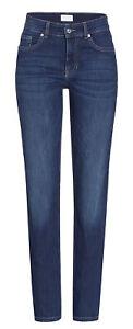 MAC-MELANIE-new-basic-wash-Damen-Stretch-Jeans-5040-87-0380L-D845