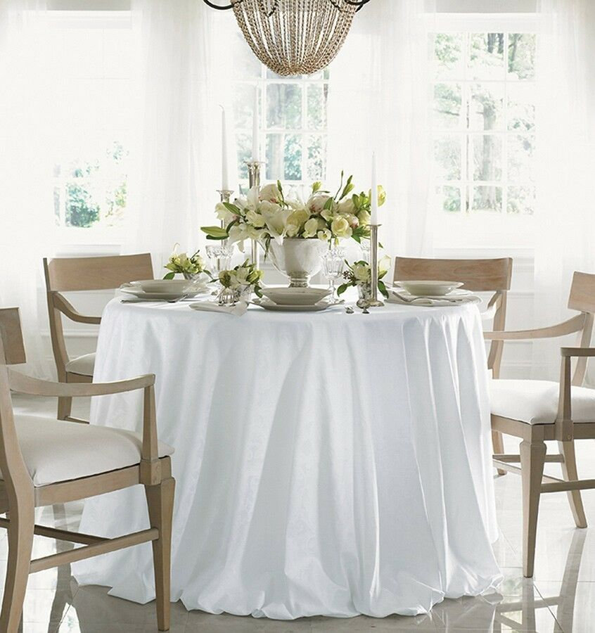 SFERRA Acanthus 70x126  Tablecloth - or