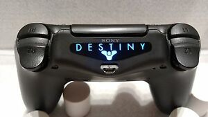 Playstation 4 ps4 controller destiny led light bar decal sticker image is loading playstation 4 ps4 controller destiny led light bar aloadofball Choice Image