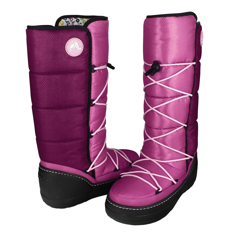 CROCS KOSMOBOOT Stiefel Damenschuhe, EU Stiefel, Viola/Orchid, EU Damenschuhe, 36/37,   W6 2b97e0