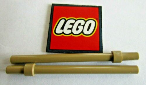 LEGO Bar 6 with Thick Stop Packs of 2 63965 - Choose Colour 18274 28921