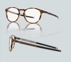 0059933552 New Oakley OX 8105 PITCHMAN R 810503 Brown Tortoise Eyeglasses