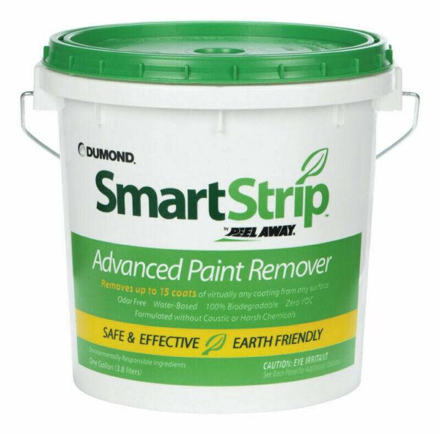 Dumond Chemicals 3301 Smart Strip Advanced Paint Remover 1 Gallon Pail