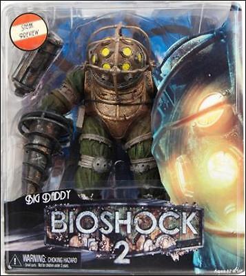 Sneak Peak BioShock Big Daddy Bouncer Deluxe Action Figure NECA Toys