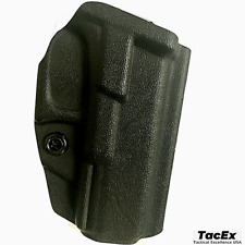 Kydex OWB Holster Locking Belt Clip Design Fits Glock 19 23 32 (Gen 3/4/5) OWB