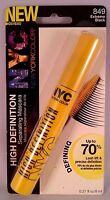 Nyc Mascara Separating High Definition 849 Extreme Black Buy 2 Get 1 Free Add 3