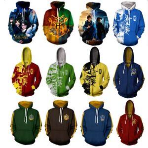 Harry-Potter-Gryffindor-Men-Women-Hoodie-Sweatshirt-Sweater-Zipper-Jacket-Coat