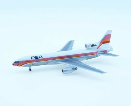 psa Pacific Southwest Airlines Lockheed l-1011-1 tristar Herpa 528092-1:500