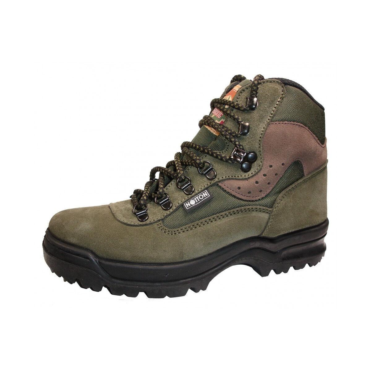 Boots Trekking Mountain Knitting Notton Sizes 36 37 38 39 40 41 42 43 44 45 46