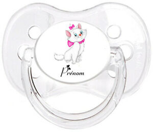 Tetine-bebe-personnalisee-Marie-Aristochat-E10-Custom-Pacifier-BABY