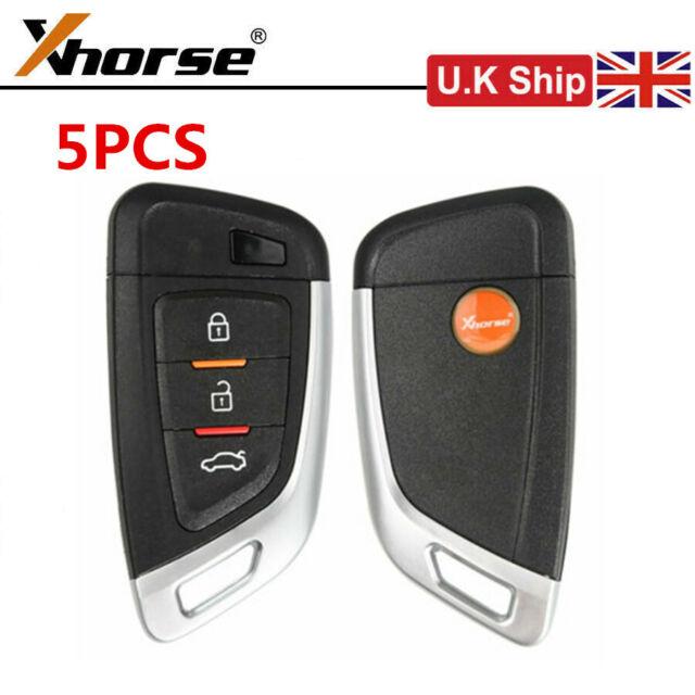 5Pcs Xhorse XSKF01EN Universal Smart Proximity Key Use with VVDI Key Tool VVDI2