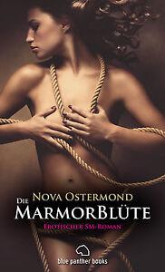 Die-MarmorBluete-Erotischer-SM-Roman-von-Nova-Ostermond-blue-panther-books