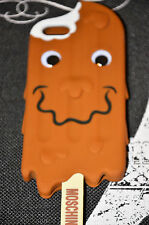 Melting Smiling Ice Cream iPhone 5 / 5S / 5C Cover - Dark Brown googly eyes