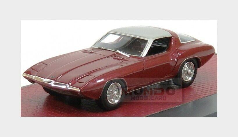 Ford  Usa Cougar Ii Concept Ch.Csx2008 1963 rouge Met MATRIX 1 43 MX50603-031  à bon marché