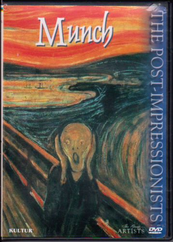 1 of 1 - POST IMPRESSIONISTS: MUNCH
