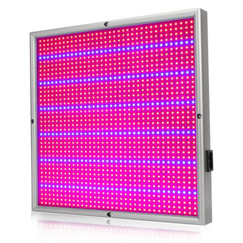 120W LED Grow Light Hydro Full Spectrum Red Blue Plant Bulb Lamp Lighting Panel