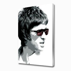 NOEL GALLAGHER OASIS Vintage Sheet Music Art Print Upcycled /& Unique