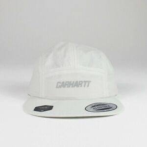Carhartt-WIP-Turrell-Cap-Nylon-Pebble-Reflective-Grey