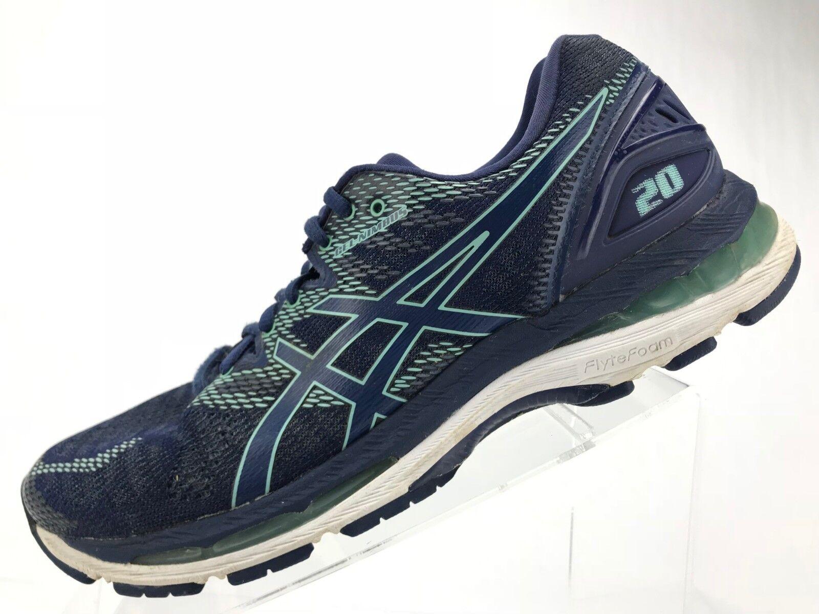 Asics Gel Nimbus 20 Running shoes - bluee Cross Training Sneakers Women's Size 11