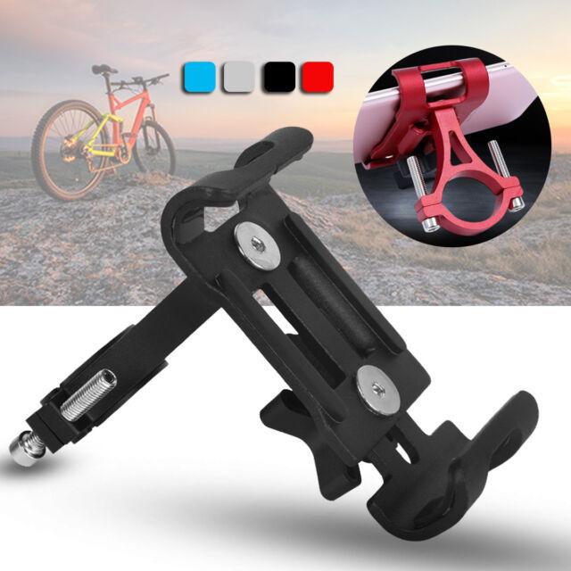 Full Aluminum Motorcycle Bike Bicycle MTB Handlebar Holder Mount For Phone GPS