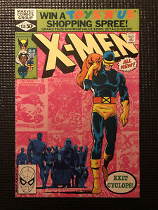 Uncanny X-Men 138 NM the X-Men bury one of their own Cyclops Leaves October 1980