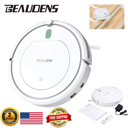 BEAUDENS-Smart-Robotic-Vacuum-Cleaner-Remote-Control-Floor-Cleaning-Sweeper-Slim