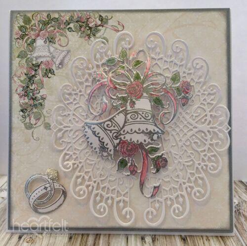 Heartfelt Creations Decorative Medallion Die HCD1-7144