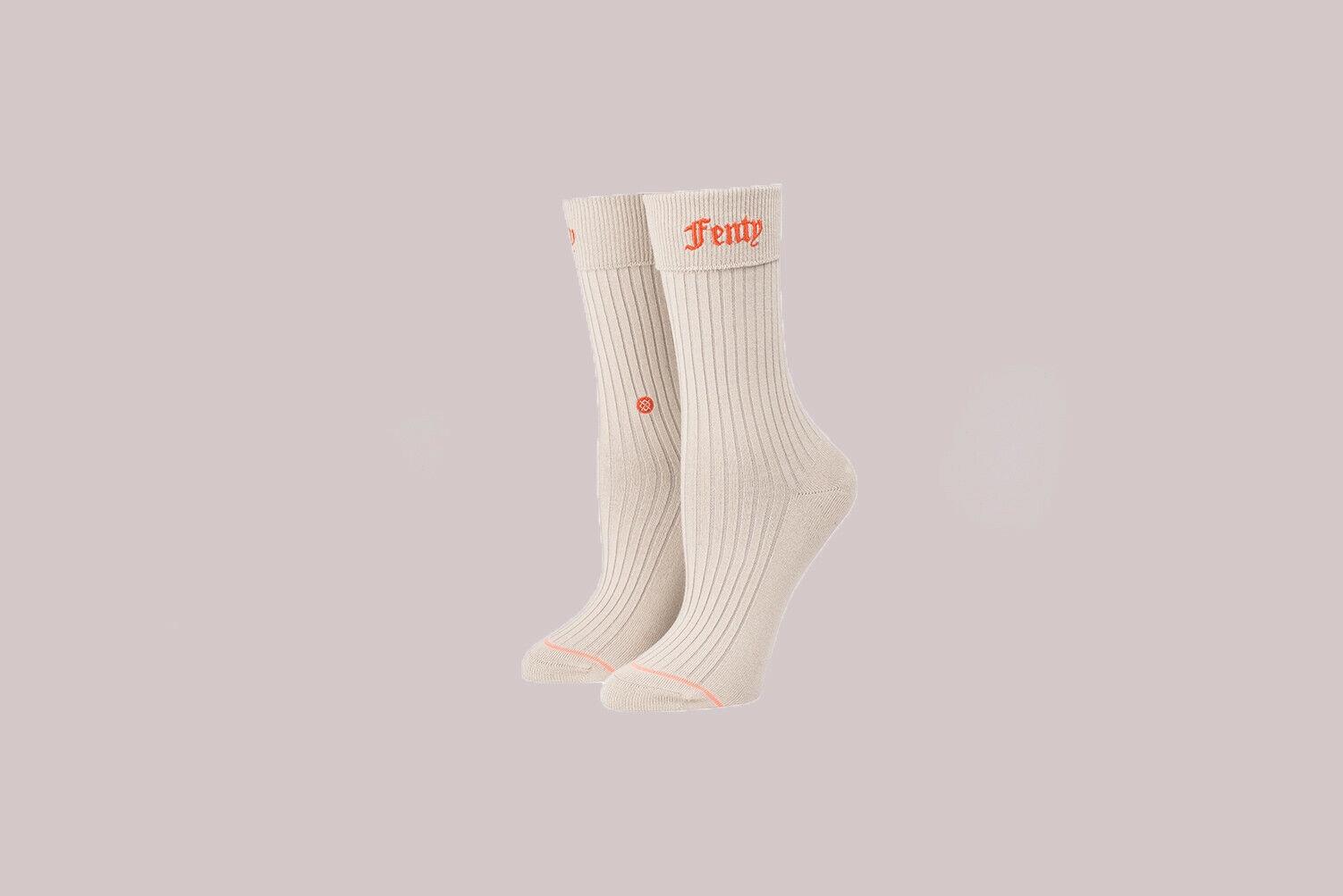 STANCE x Rihanna Fenty Prep Womens Socks Socken size S (EUR 35-37) NEU