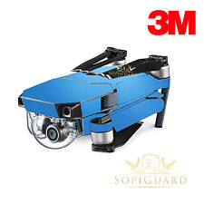 SopiGuard 3M Frost Blue Chameleon Skin Wrap Battery Controller for DJI Mavic Pro