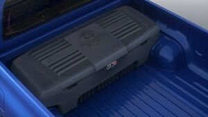 Genuine Toyota Hilux Jul15 Gt Front Utility Storage Tool Box