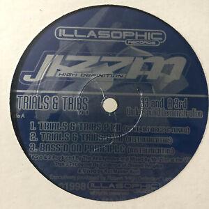 JIZZM-TRIALS-amp-TRIBS-PT-II-BASS-039-D-ON-PRINCIPLE-12-034-1998-RARE-EVIDENCE